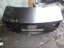 Крышка багажника Audi A4 2007