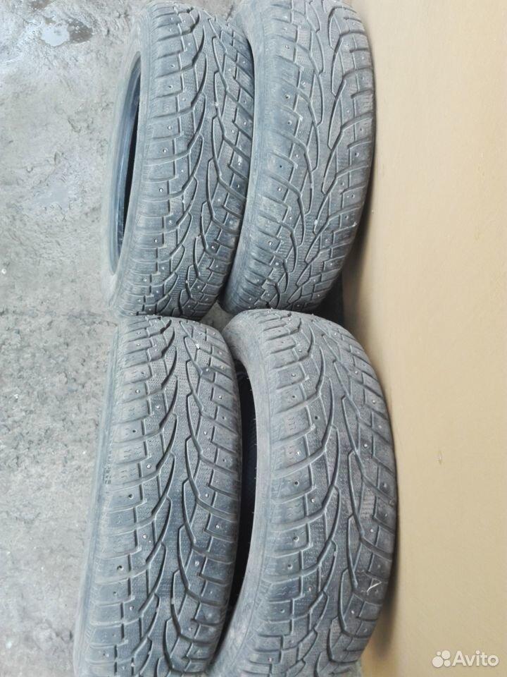 Шины зимние Nankang 175/65 14 шипованные