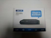 Приставка для цифрового тв dexp HD 1813P