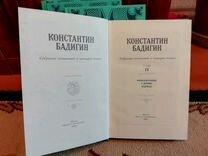 Константин Бадигин