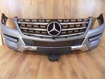 Mercedes ML 2011 - 2015 W166 Передний бампер — Запчасти и аксессуары в Челябинске