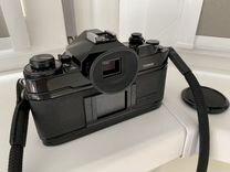 Canon A-1 + FD 35mm