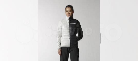 Фирменный пуховик adidas terex. оригинал купить в Новосибирской области на  Avito — Объявления на сайте Авито 1d5ad705dc5