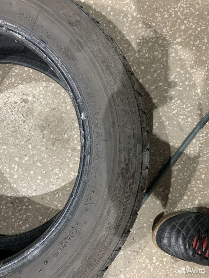 Зимняя резина Bridgestone blizzak revo GZ 205/60R1
