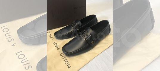 982faddeb17b Новые мокасины Louis Vuitton Оригинал купить в Санкт-Петербурге на Avito —  Объявления на сайте Авито