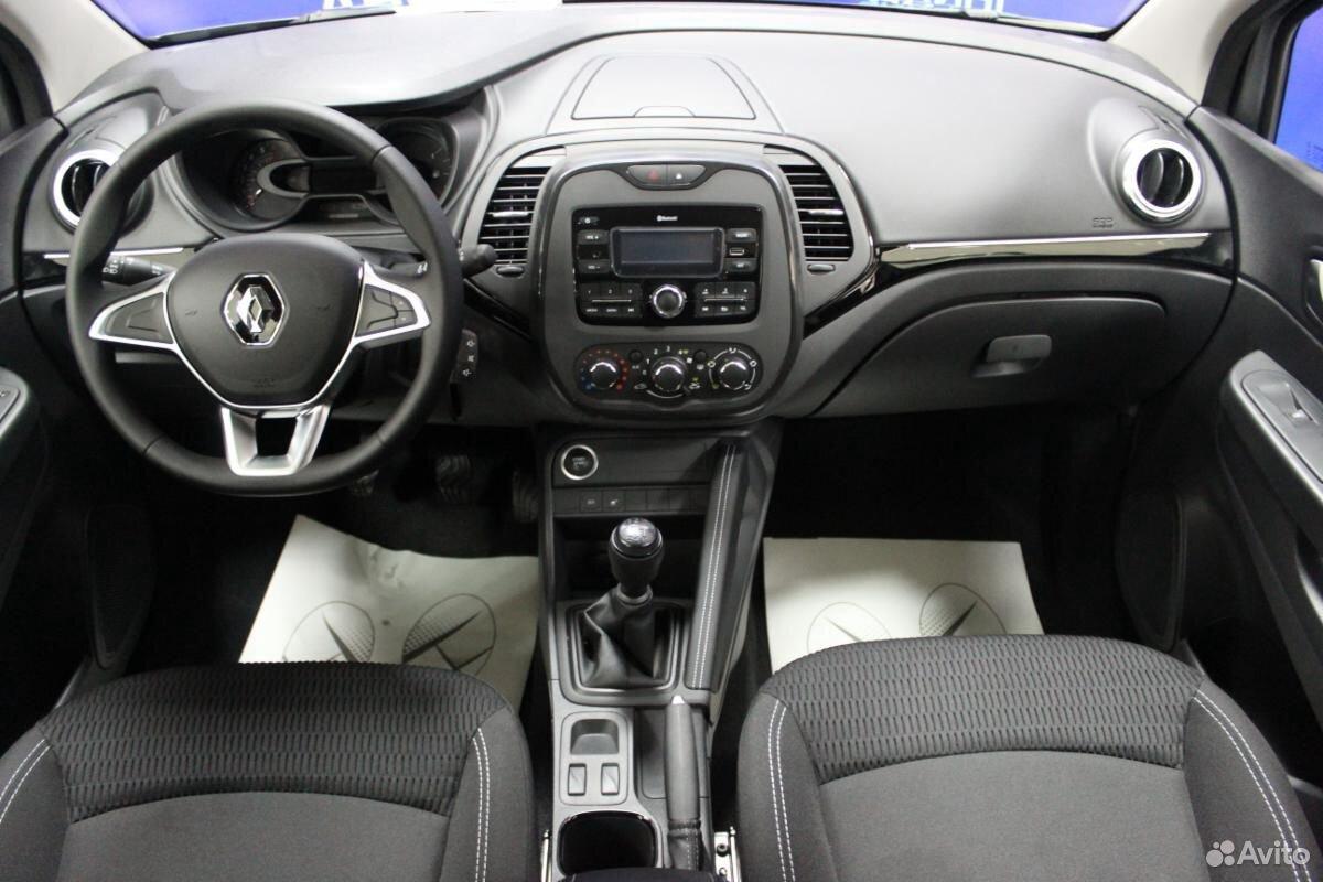 Renault Kaptur, 2020  83412209891 купить 9