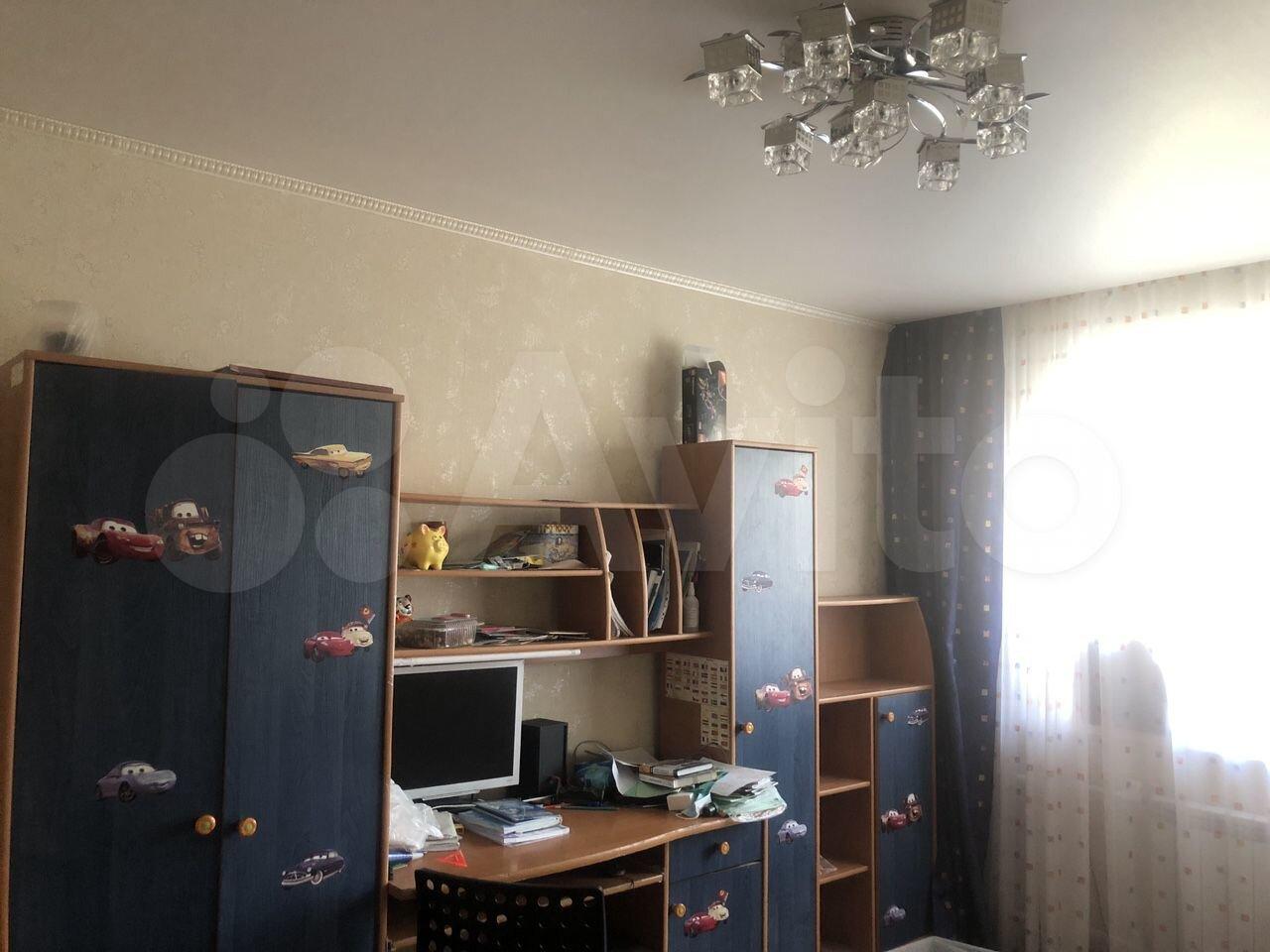 4-к квартира, 91 м², 2/6 эт.  89210551285 купить 9