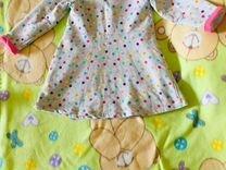 Платье на девочку новое Акула