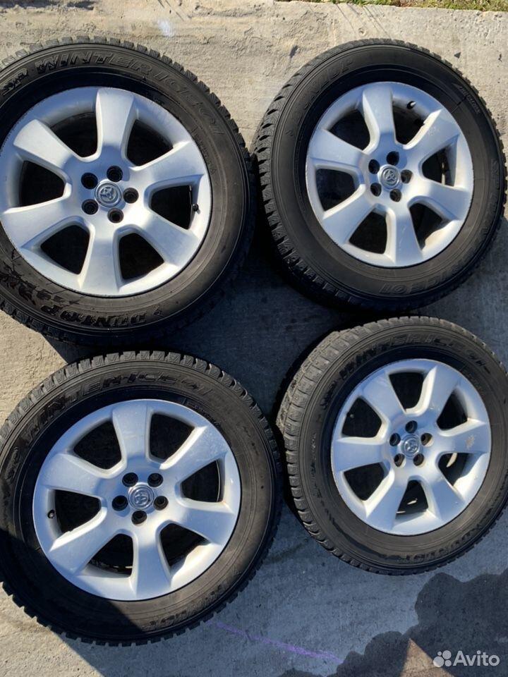Колеса Тойота Харриер  89025665844 купить 2