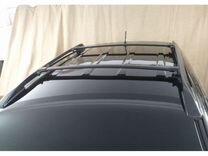 Рейлинги с поперечинами Toyota RAV 4