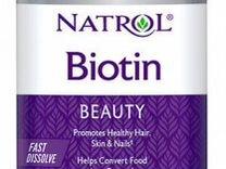 Витамины и минералы Natrol Biotin 10000 мкг FD 60