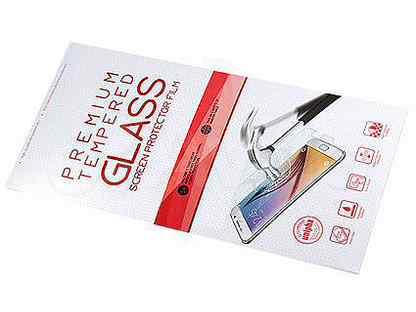 Защитное стекло для HTC U11 0,33mm белый картон
