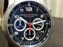 Мужские Porsche Design Dashboard, titanium, 42mm