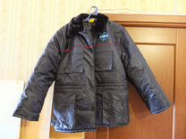 Куртка зимняя утепленная для итр