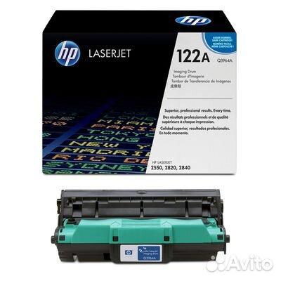 Картридж HP Q3964A для HP Color LaserJet 2550  89127860820 купить 2
