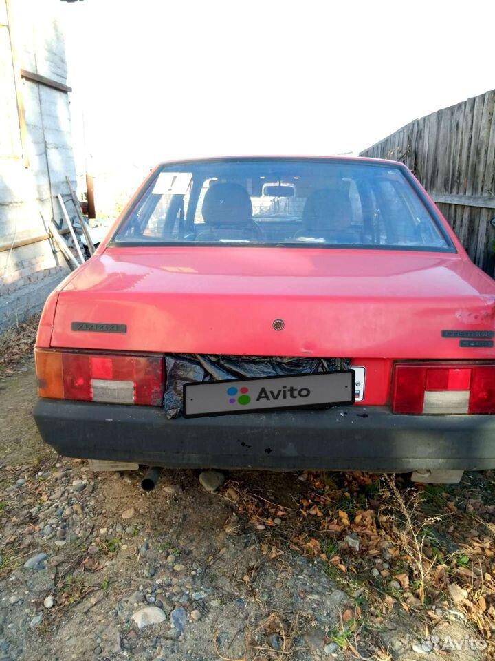 ВАЗ 21099, 1995