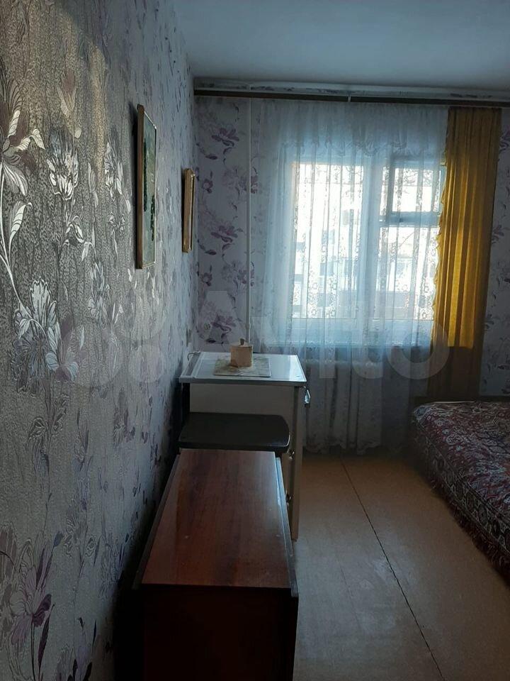 3-к квартира, 58 м², 4/5 эт.  89627802178 купить 2