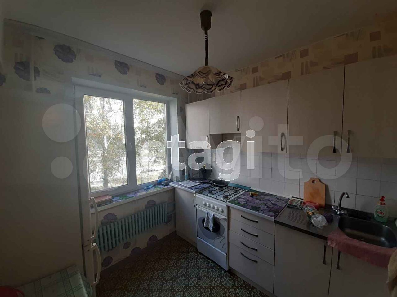 1-к квартира, 30 м², 2/5 эт.  89605574693 купить 3