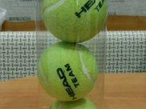 Набор мячей для большого тенниса Head team