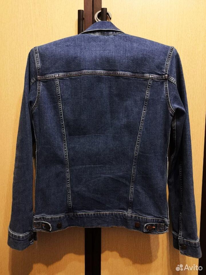Куртка джинсовая Wrangler  89323238776 купить 5