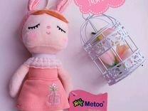 Кукла сплюшка. Отличный подарок для дочери размер