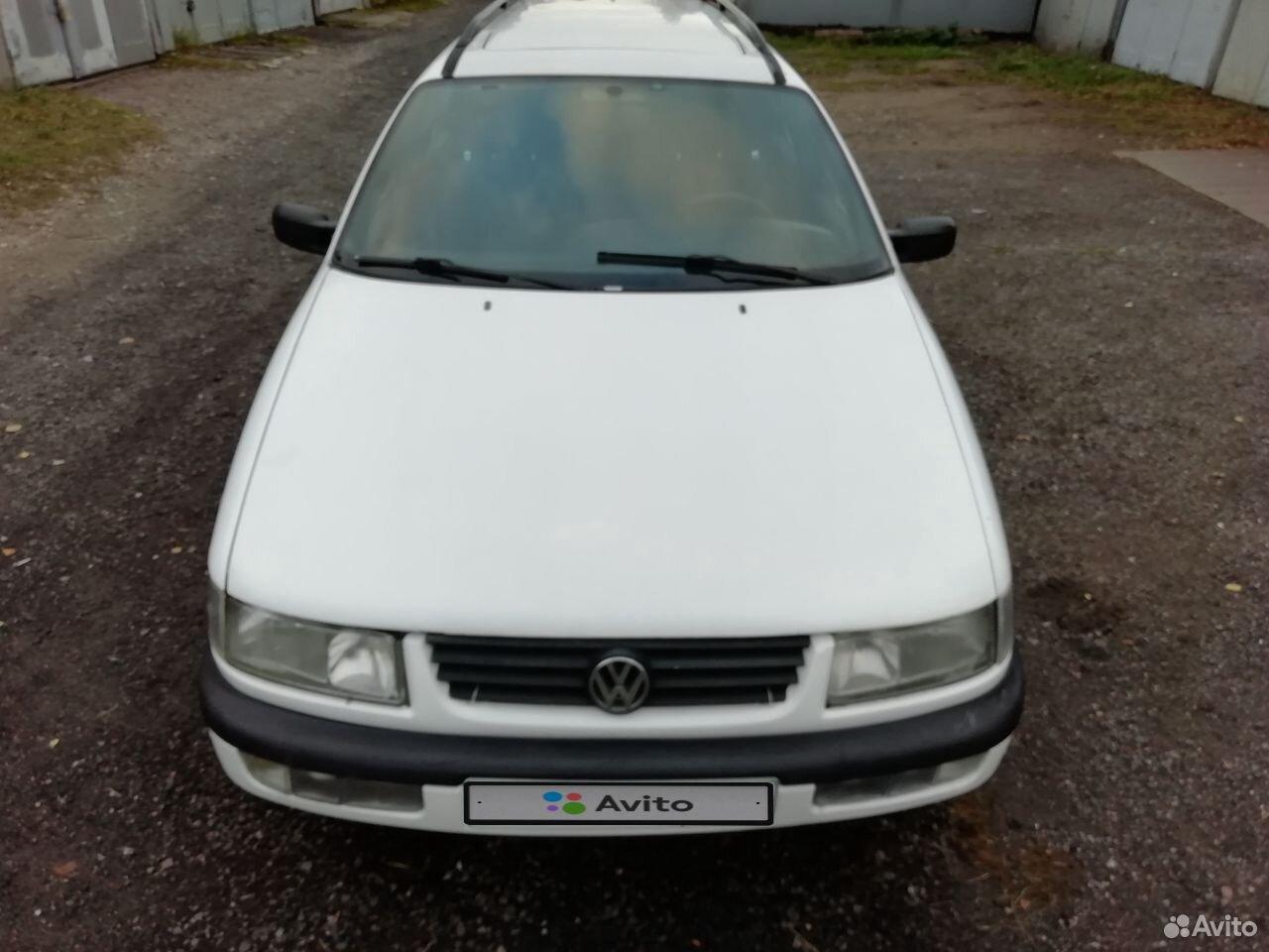 Volkswagen Passat, 1993  89111342446 купить 8