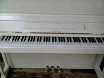Белое пианино Я.Беккер,с доставкой