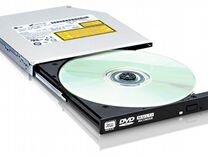 DVD приводы ноутбучные SATA и IDE