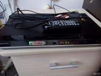 SAMSUNG DVD-D530K с караоке