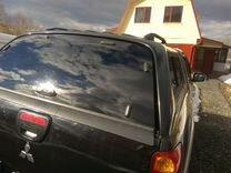 Кунг митсубиси L200 (на стандартный кузов)