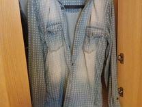 Рубашка Alcott blue navy