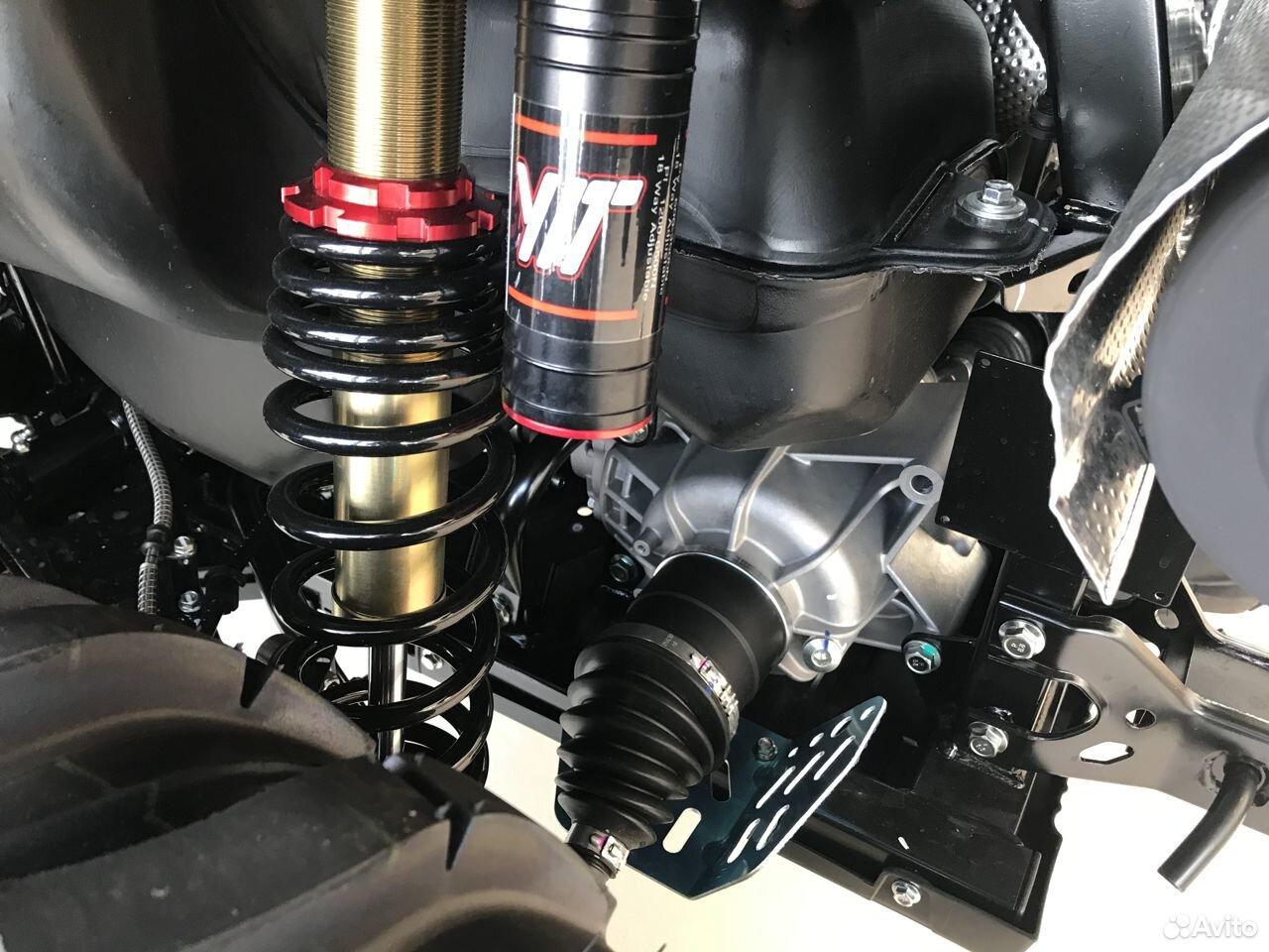 Квадроцикл cfmoto cforce 800 HO EPS (X8 H.O.EPS)  88792225000 купить 5
