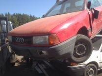 Audi 80 рулевая рейка