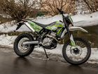 Мотоцикл Авантис Дакар 250 TwinCam с птс