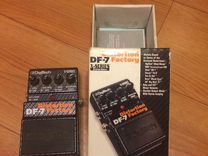 Примочка Digitech DF-7 Distortion Factory