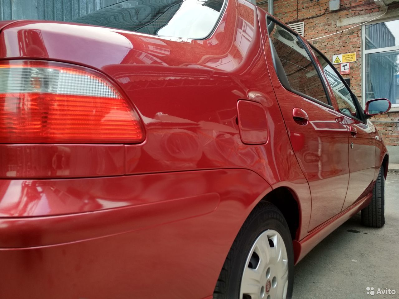 FIAT Albea, 2012  89526038808 купить 6