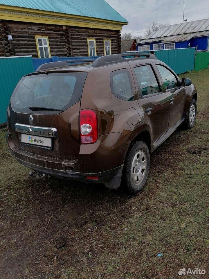 Renault Duster, 2015  89050077628 köp 4