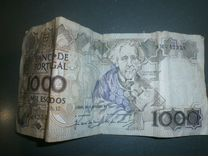1000 эскудо 1987