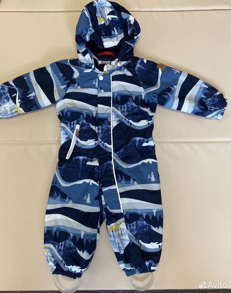 Зимний комбинезон Reima tec  89788257655 купить 1