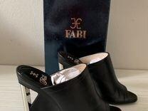 Шлепанцы Fabi оригинал — Одежда, обувь, аксессуары в Санкт-Петербурге