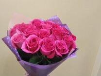 Букет из розы микс (Эквадор)