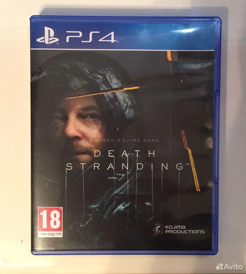 Death Stranding PS4  89246927368 купить 1