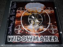 """Widowmaker""""stand by for pain"""". CD. UK. 95г"""