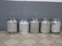 Фляга алюминиевая бидон алюминиевый 25 л и 38 л
