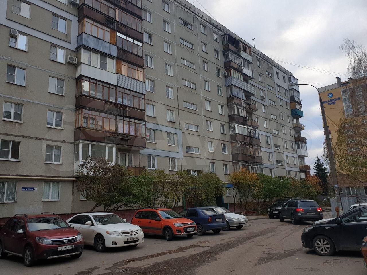 3-к квартира, 66 м², 1/9 эт.  89331100810 купить 9