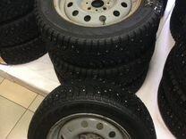 Комплект колёс Nokian Nordman 5 — Запчасти и аксессуары в Саратове