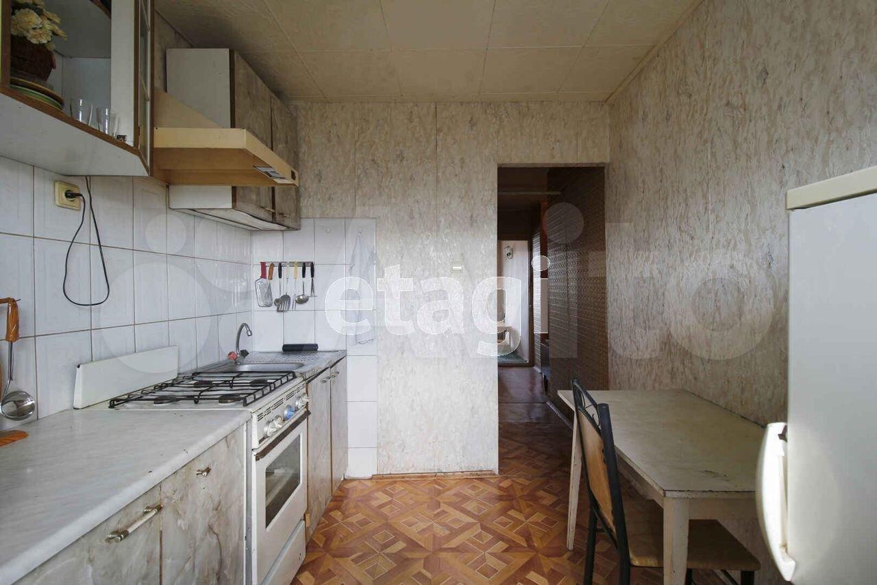 3-к квартира, 58 м², 5/5 эт. 89097993348 купить 1