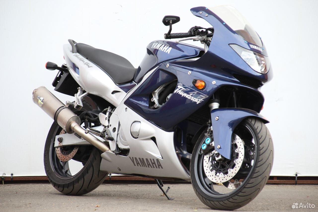 Yamaha YZF 600 R (1494) кредит  88007008942 купить 1